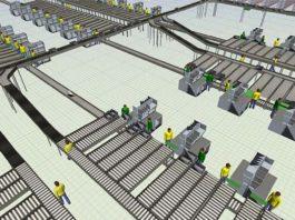 Projekt logistyczny , model logistyczny